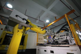 Pearl Engineered Solutions injection molding equipment and machinery