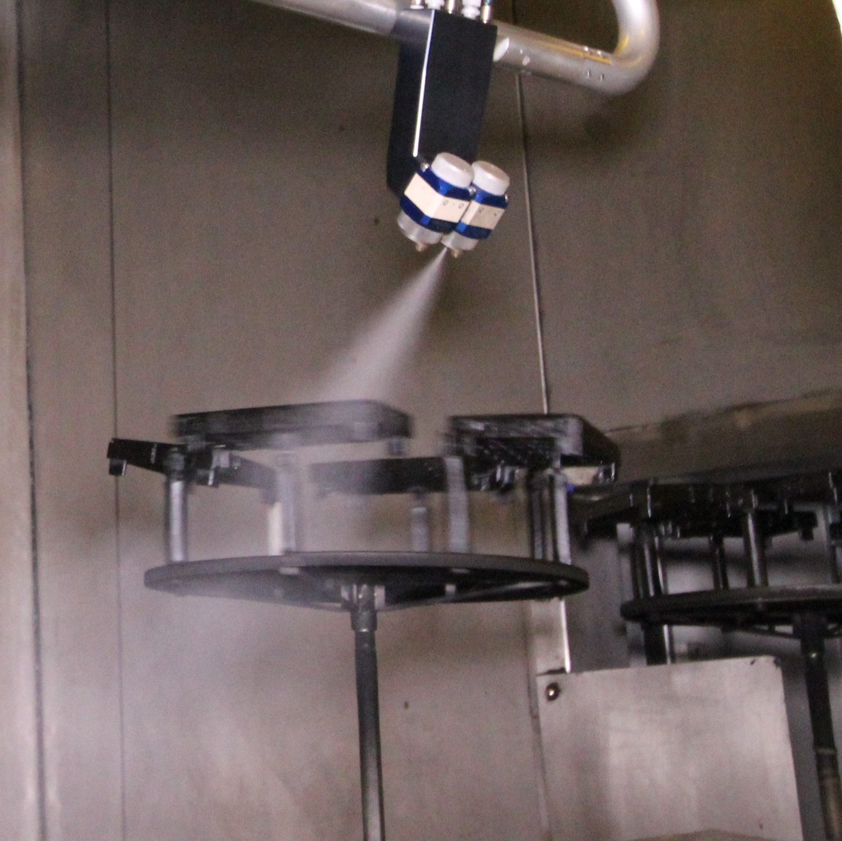 Pearl Engineered Solutions provides automated robotic and flatbed spray-painting capabilities.