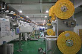 Insert Molding: Production Line